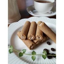 咖啡捲心餅