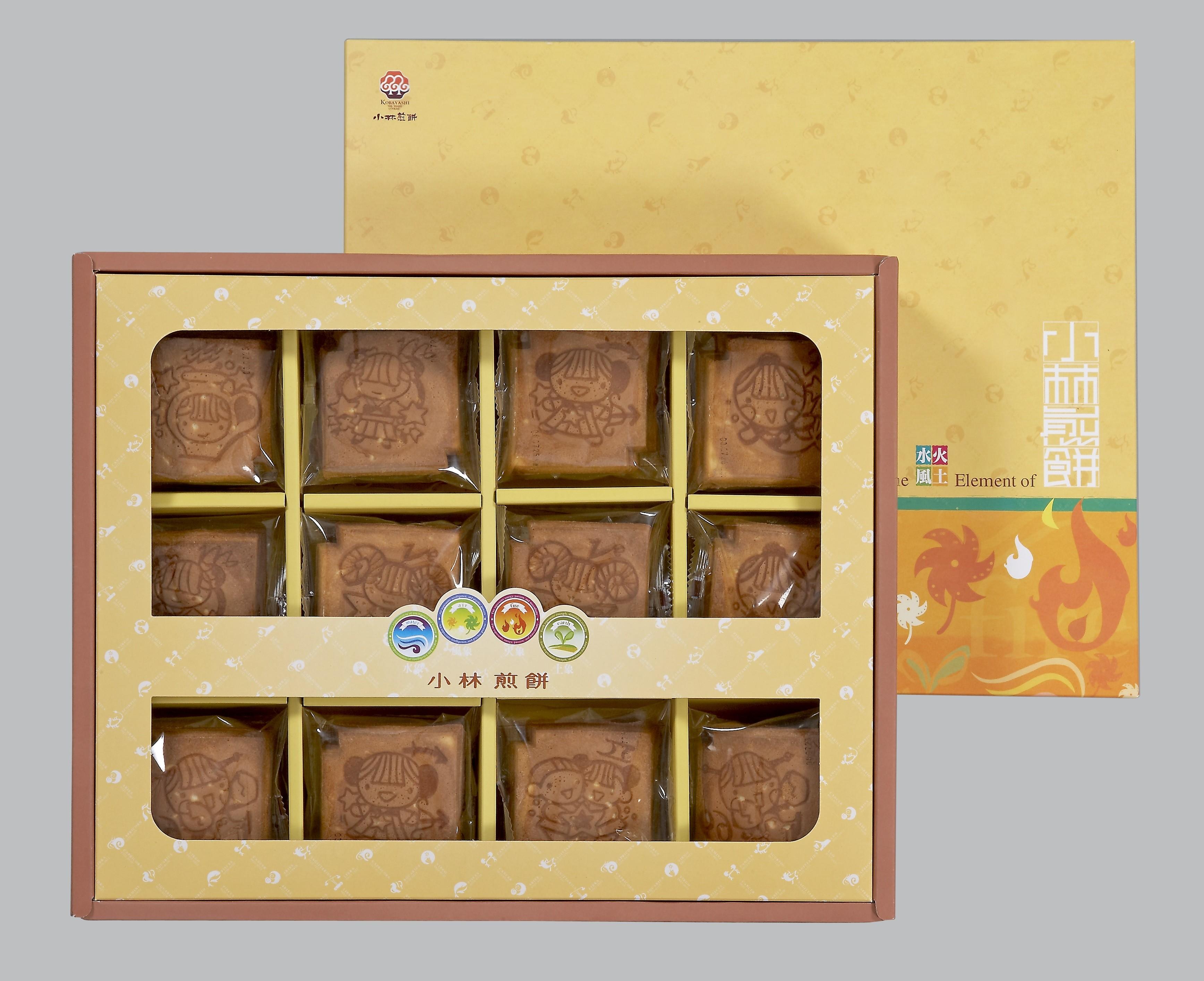 小瓦煎燒禮盒/36包入