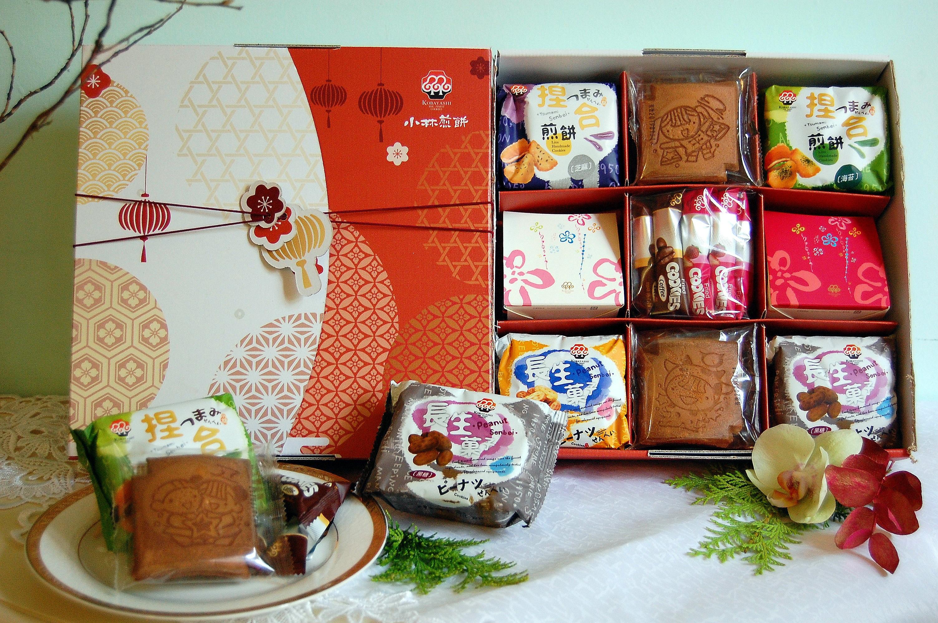 新春綜合禮盒