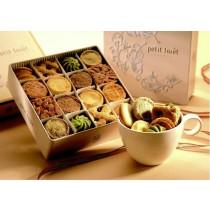 手工餅乾小鐵盒